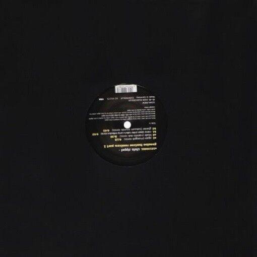 CHRIS ZIPPEL - GENUINE HORIZON REMIXES PART 1   VINYL LP SINGLE NEU