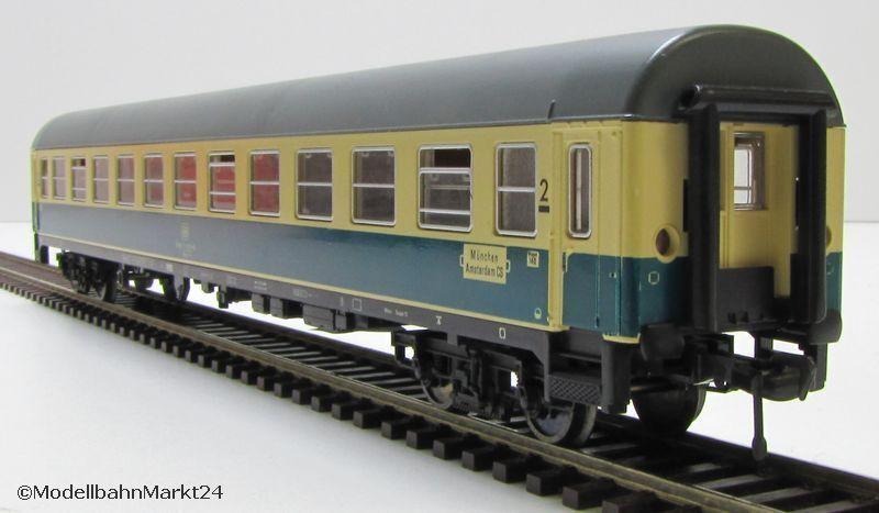 FLEISCHMANN 5192 DB Personenwagen 2. Klasse Epoche IV Spur Spur Spur H0 91226e