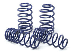 """H&R Sport Front and Rear Lowering Springs Fits 2007-2014 Mini Cooper 1.4"""" Drop"""