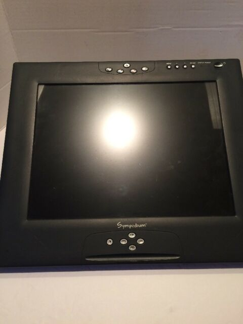 Smart Technologies Sympodium ID250 LCD Tablet Monitor DTF-510