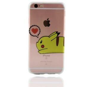 carcasa iphone 8 plus pokemon
