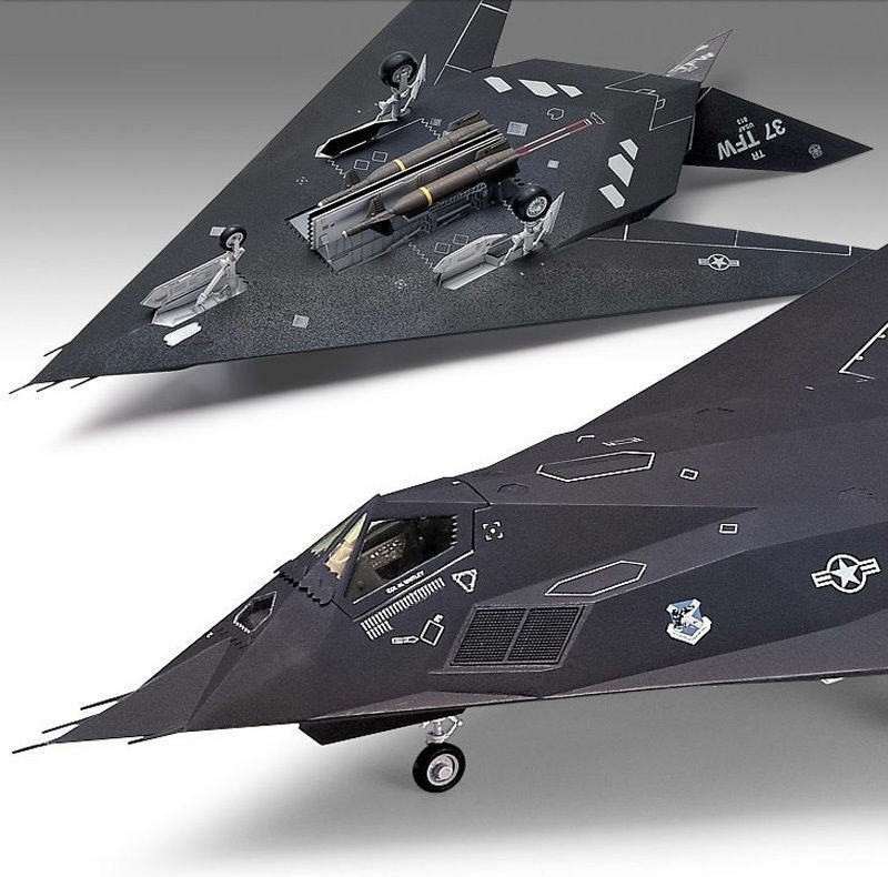 a report on the f 117a nighthawk stealth fighter Report abuse transcript of f-117a the f-117a aircraft is also known as the frisbee and the wobblin' goblin flight 360: f-117a nighthawk stealth fighter.