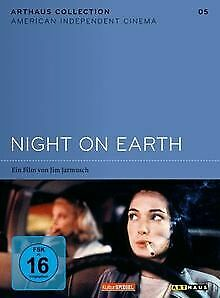 Night-on-Earth-OmU-Arthaus-Collection-American-DVD-Zustand-sehr-gut