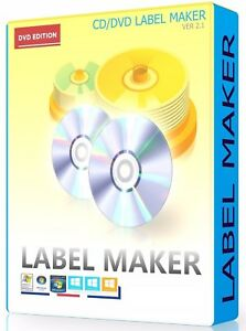 dvd cover label maker