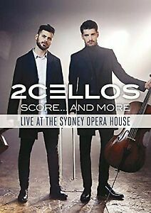 2cellos-score and More Live at The Sydney Opera House-japan Blu-ray Japan