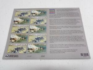 Scott-4910-11-Civil-War-1864-Stamps-Mint-Sheet-Face-Value-Forever