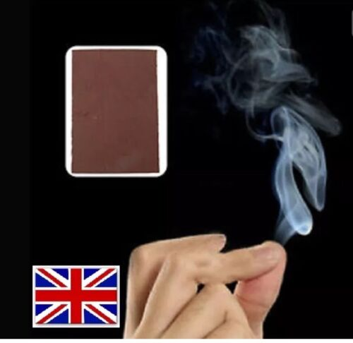 SMOKE FROM YOUR FINGERS - CLOSE UP MAGIC TRICK (ILLUSION)