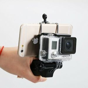 Accessories Set Monopod + Phone Holder Mount for Gopro ...  Gopro