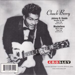 CHUCK-BERRY-Johnny-B-Goode-Maybellene-7-034-45