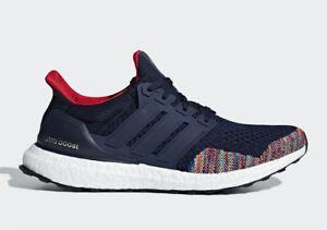 Detalles acerca de Adidas LTD Ultra Boost 1.0 Azul marino Multi Color Toe BB7801 versión DS 2018 hombre 8 13 mostrar título original