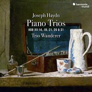 Trio-Wanderer-Haydn-Piano-Trios-NEW-CD