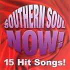 Southern Soul Now! [Mardis Gras] by Various Artists (CD, Jun-2006, Mardi Gras)