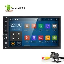 CAR 2DIN android 7.1 Radio 2 DIN Stereo GPS Video Player multimedia Free Camera
