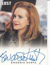 Lost Archives Swoosie Kurtz (Emily Annabeth Locke)  autograph