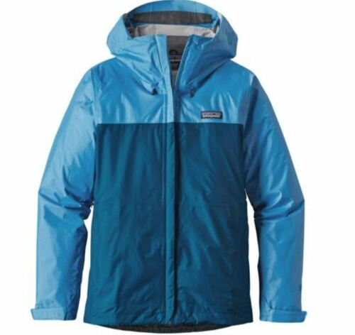 Patagonia Womens Torrentshell Waterproof Rain Jacket Full Zip SZ XS L