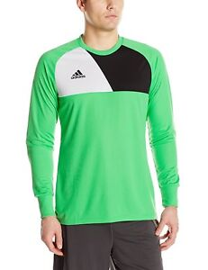71153953a41 Adidas Men's Soccer Assita 17 Goalkeeper Jersey Energy Green Small ...