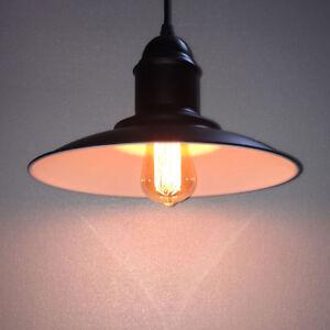 Stylehome-40W-Edison-Retro-Lampe-Haengelampe-Metall-Industrie-RL-C010