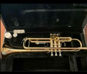 Yamaha YTR-2335T Bb Trumpet - New, Lots of Extras and Free Shipping