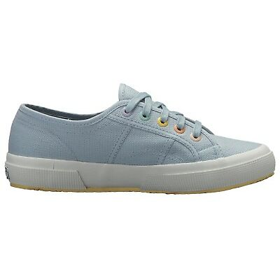 Superga 2750 Coloreycotw  Lace-Up Sneaker Dusty Blue Size US Women 8/Men 6.5