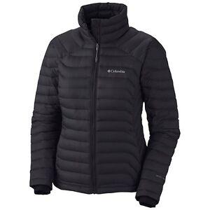 Columbia Women S Powerfly Down Jacket Sizes S M L Light