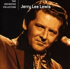 The Definitive Collection by Jerry Lee Lewis (CD, Apr-2006, Universal Distribution)
