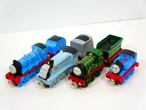Thomas-Take-Along-Train-Tenders-Diecast-Spencer-Emily-Gordon-Learning-Curve-Lot