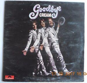 Cream  Goodbye Vinyl LP UK 1st Press A3 B3 Polydor - Southend-on-Sea, United Kingdom - Cream  Goodbye Vinyl LP UK 1st Press A3 B3 Polydor - Southend-on-Sea, United Kingdom