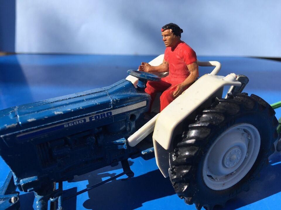 Retro Traktor , Britains LTD 1974
