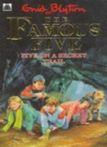 Five-On-A-Secret-Trail-Book-15-Famous-Five-Enid-Blyton-9780340548899