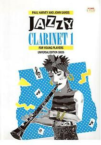 Jazzy-Clarinet-1-for-young-players-for-Clarinet-and-Piano-NEW