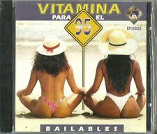 Vitamina Para El 95  Latin Music CD New
