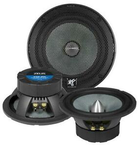 HIFONICS-zx-6-2w-Zeus-WOOFER-16-5-cm-6-5-034-Kickbass-Haut-parleur-1-Paire