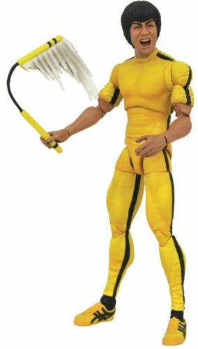 Diamond Select 7 in bruce lee en jaune combinaison Action Figure environ 17.78 cm