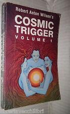 COSMIG TRIGGER Volume Primo Final Secret of the Illuminati Robert Anton Wilson