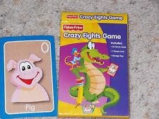 Fisher Price Crazy Eights Game