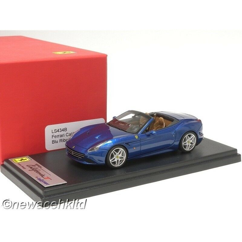 Ferrari California T Araña Blu Ribot LookSmart Modelos 1 43  LS434B