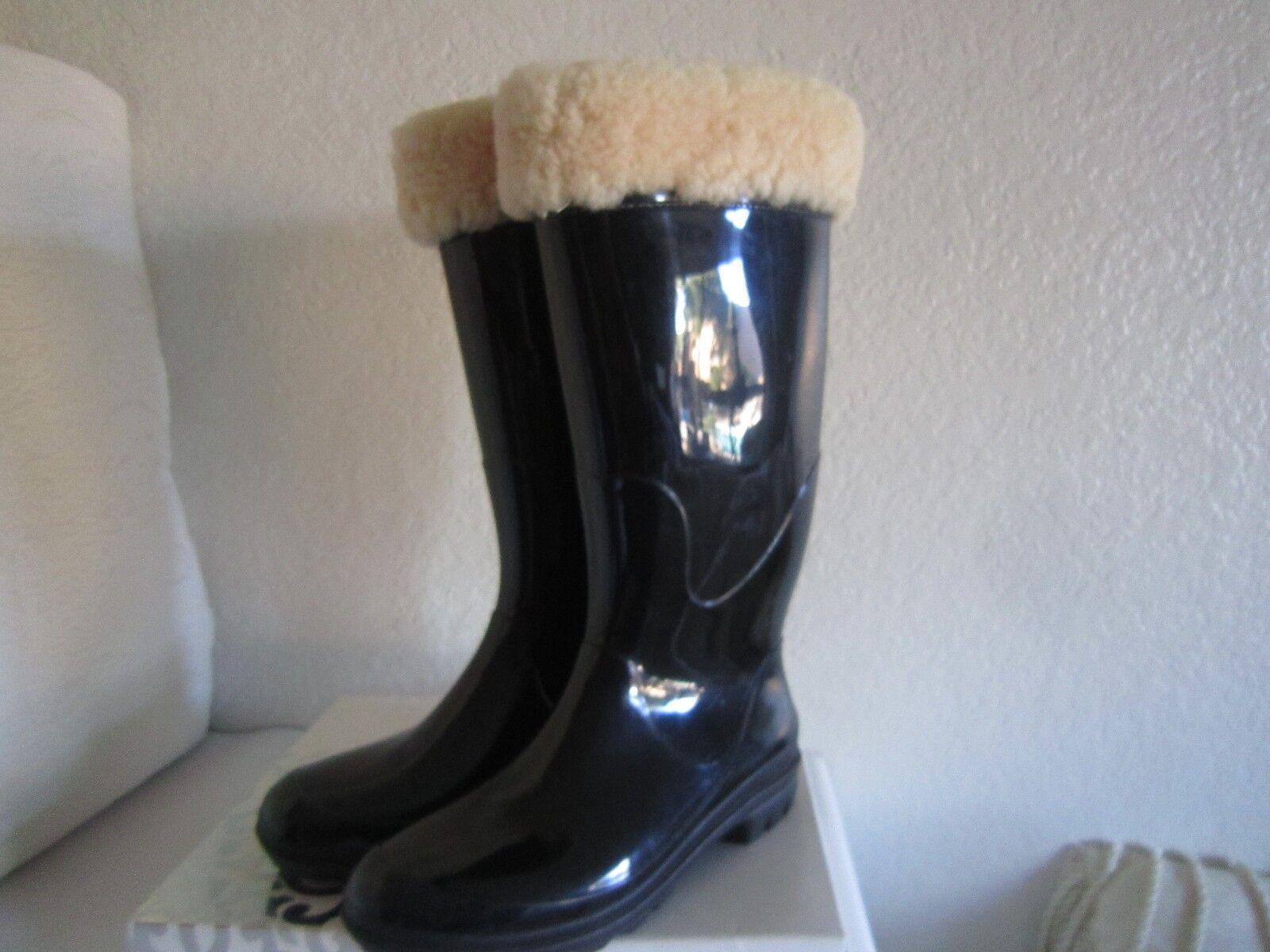 Kamik Sophia Rainbottes - Waterproof,Fully Shearling Lined  Sz 7