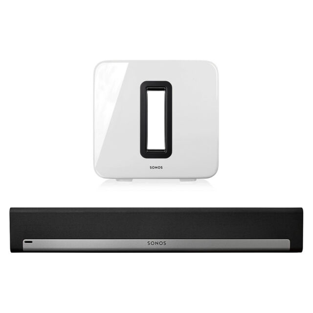 Sonos 3.1 Home Theater System with PLAYBAR and SUB