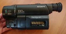sony ccd trv16 camcorder black ebay rh ebay com CCTV Sony CCD Sony CCD Camera