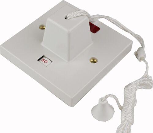 45amp douche interrupteur double pôle pour douches gswpull 45N