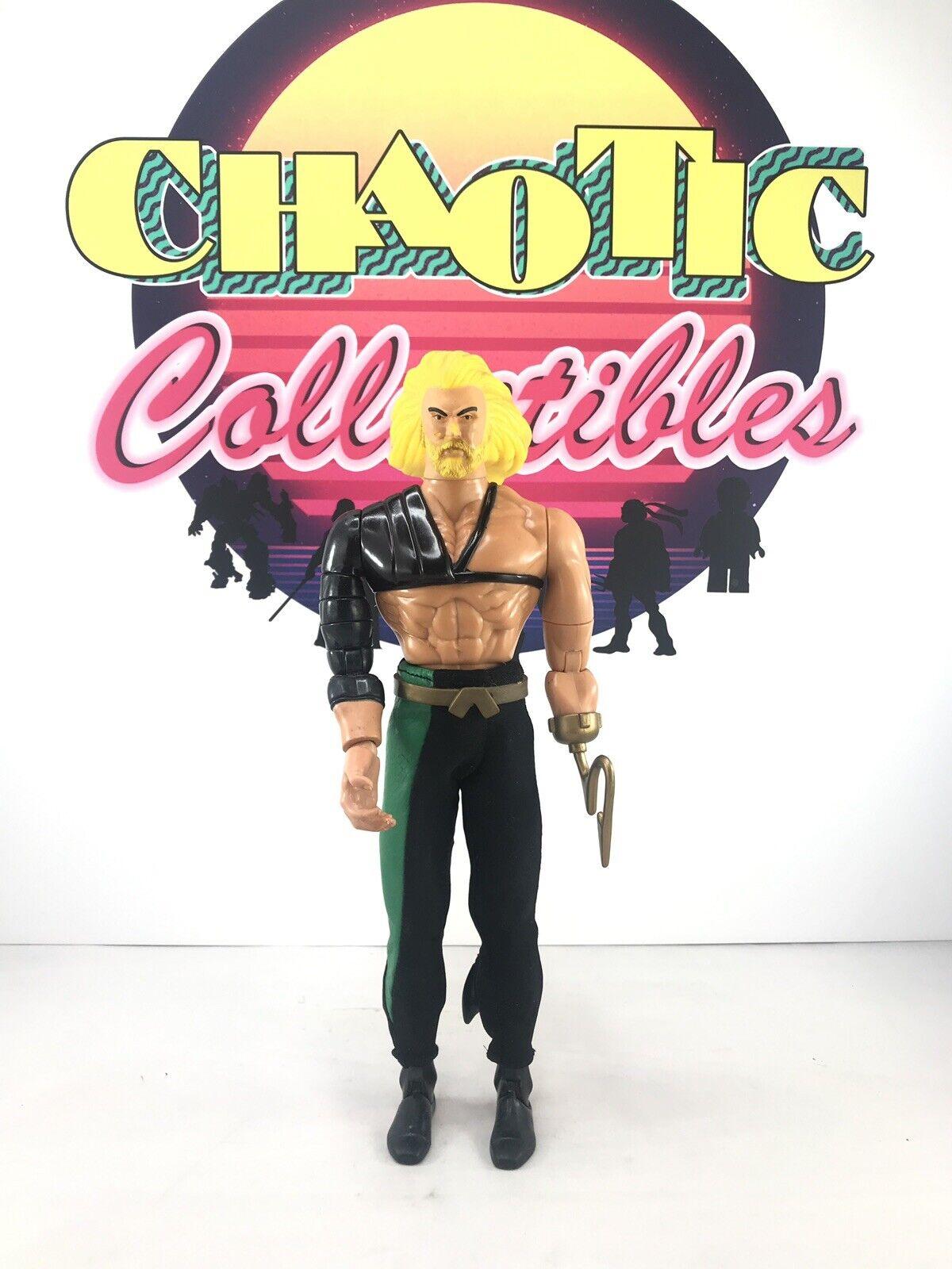 Vintage Rare 1993 Hasbro DC Comics AQUAMAN  Aqua Man Action Figure 11  doll
