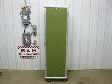 Cres Cor 100 1841 Aluminum Enclosed Bakery Sheet Pan Holding Cabinet Door