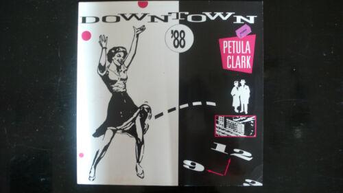 "1 von 1 - Petula Clark - DOWNTOWN 88 - 12""Maxi-Single Vinyl - 1989  #40201"