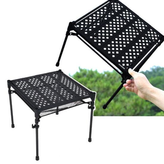 Brand Korea Snowline Cube Backpacker Table Global Standard Shiping For Sale Online Ebay