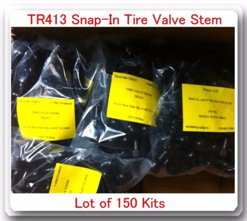 """LOT 150  TR413  STANDARD  1 1//4/"""" LENGTH TUBELESS TIRE VALVE STEMS"""