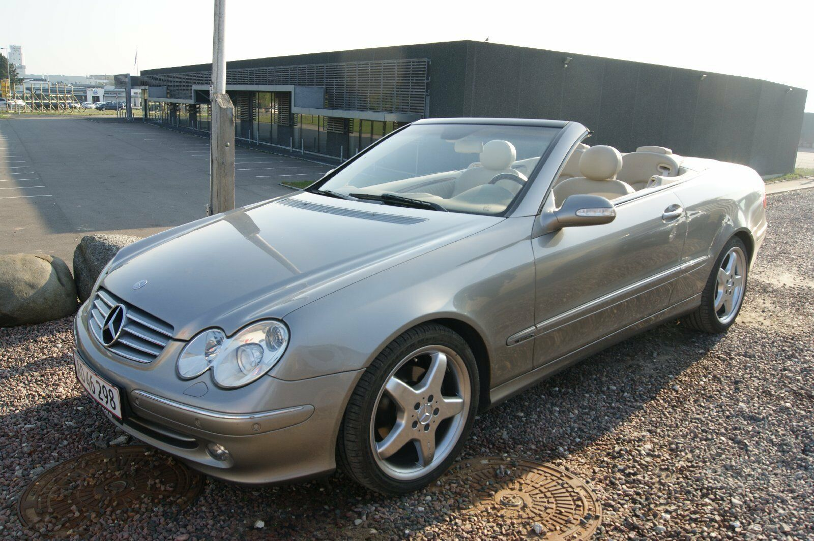 Mercedes CLK320 3,2 Cabriolet Elegance aut. 2d - 299.900 kr.