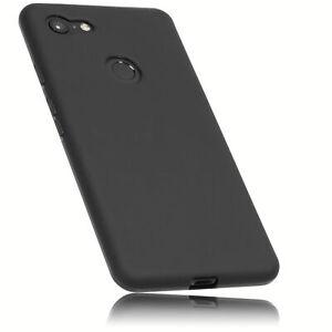 mumbi Hülle für Google Pixel 3 XL Schutzhülle Case Cover Tasche Handy Schutz