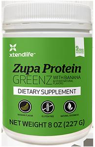 Xtendlife-Zupa-Protein-GREENZ-with-Banana-8-oz-powder