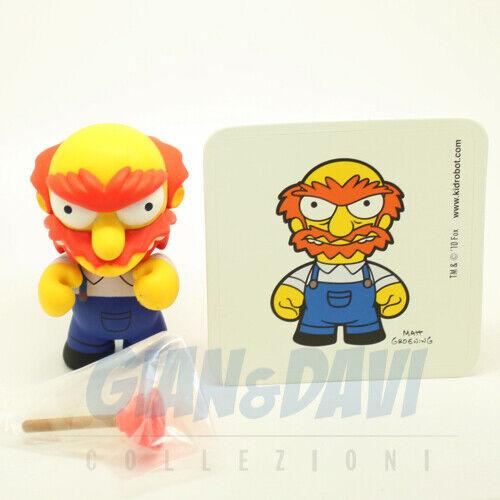 Kidrobot The Simpsons Vinyl Mini Figure S1 S2 Pezzi Singoli Seleziona