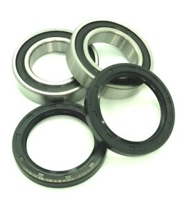 Rear Axle Bearing and Seal Kit for Kawasaki KFX 400 2003-2006